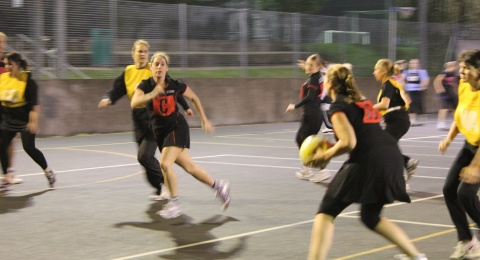 R&B Netball Club banner image 8