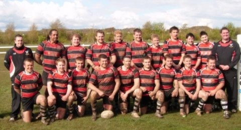 Bedford Athletic Rugby Club banner image 2