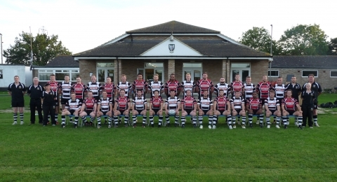Bedford Athletic Rugby Club banner image 7
