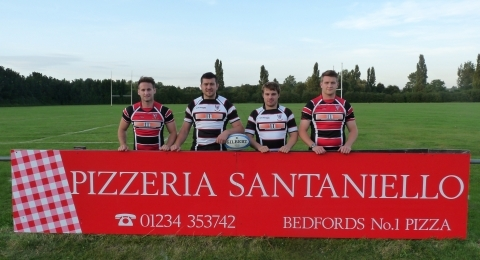 Bedford Athletic Rugby Club banner image 5