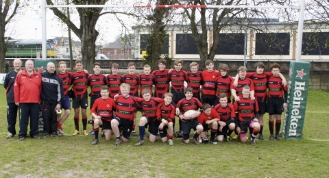 Gordano Rugby Football Club banner image 9