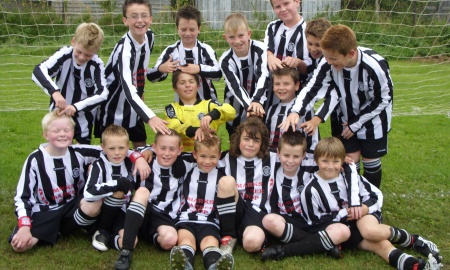 Portishead Town Juniors & Youth FC banner image 6