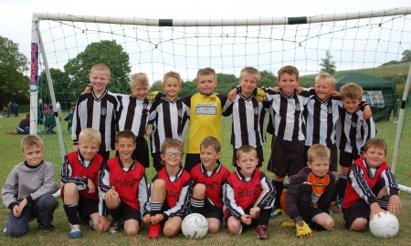 Portishead Town Juniors & Youth FC banner image 8