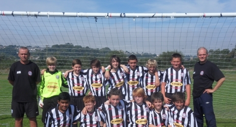 Portishead Town Juniors & Youth FC banner image 5