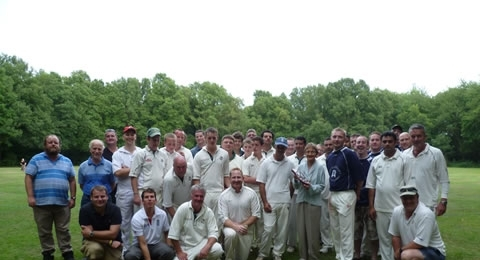 Chesham Bois Cricket Club banner image 1