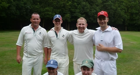 Chesham Bois Cricket Club banner image 6