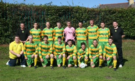 Coedpoeth United Football Club banner image 1