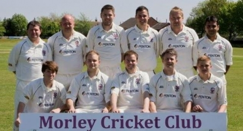 Morley Cricket Club banner image 7