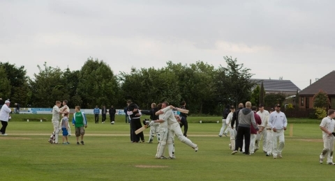 Morley Cricket Club banner image 2