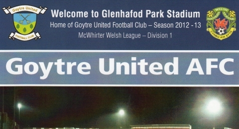 Goytre United Football Club banner image 2