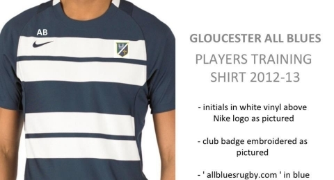 Gloucester All Blues Rugby banner image 9