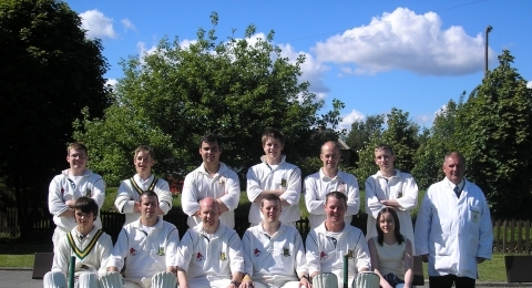Blackley Cricket Club banner image 8