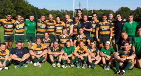 Barnes Rugby banner image 1