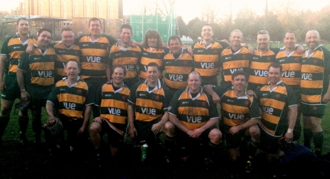 Barnes Rugby Football Club banner image 2