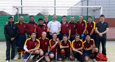 South Bucks Hockey Club banner image 5