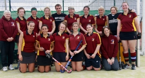 South Bucks Hockey Club banner image 6