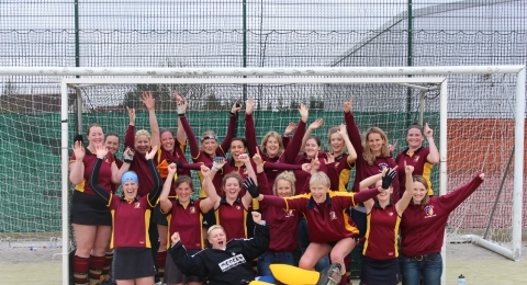 South Bucks Hockey Club banner image 2