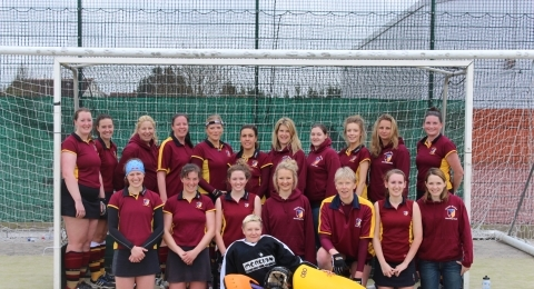 South Bucks Hockey Club banner image 1