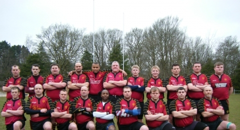 Willenhall Rugby Club banner image 4