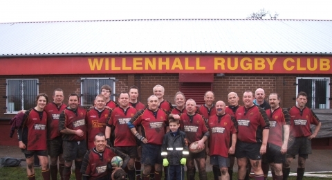 Willenhall Rugby Club banner image 1