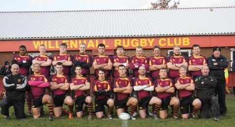Willenhall Rugby Club banner image 7