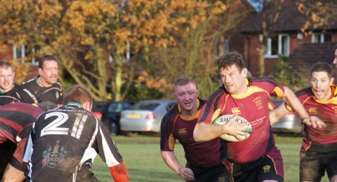 Willenhall Rugby Club banner image 2