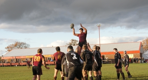 Willenhall Rugby Club banner image 8