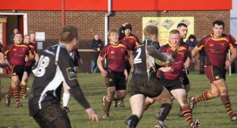 Willenhall Rugby Club banner image 3