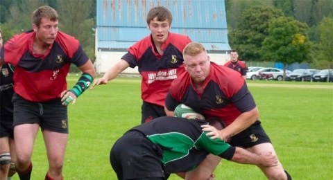 Beaufort Rugby Football Club banner image 9