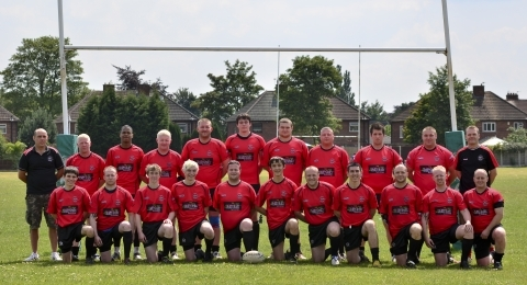 Cadishead Rhinos banner image 5