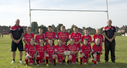 Cadishead Rhinos banner image 1