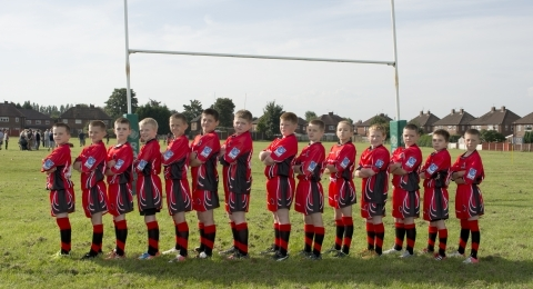Cadishead Rhinos banner image 6