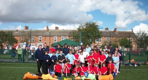 Sleaford Hockey Club banner image 4