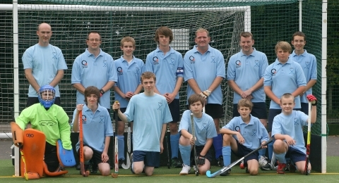Sleaford Hockey Club banner image 5