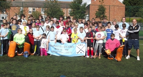 Sleaford Hockey Club banner image 6