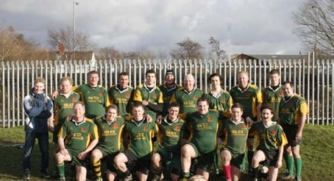 WEST PARK RFC banner image 1