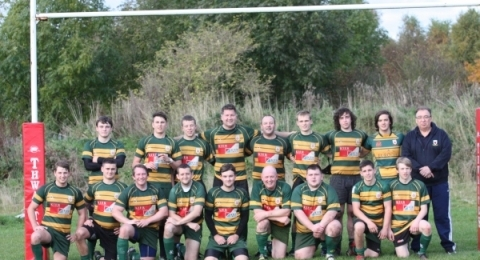 WEST PARK RFC banner image 3