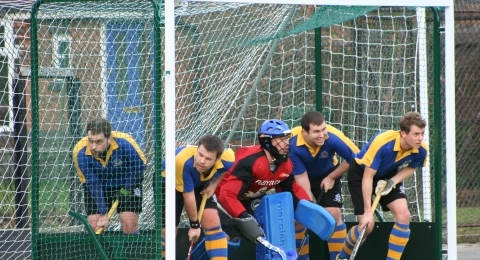 Bracknell Hockey club banner image 2