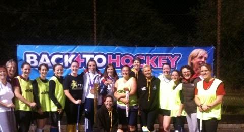 Bracknell Hockey club banner image 5