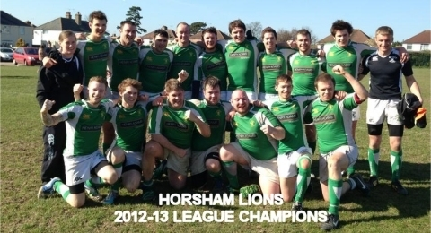 Horsham Rugby Club banner image 6