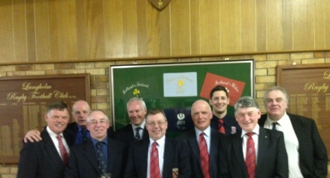 Langholm Rugby Club banner image 5