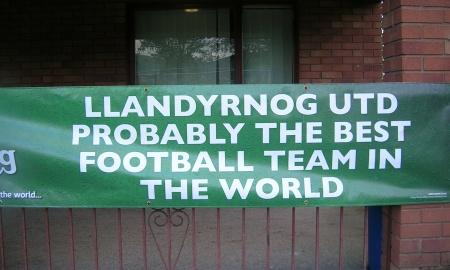 Llandyrnog United Football Club banner image 2