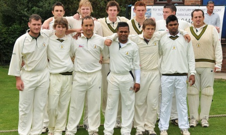 Mansfield Hosiery Mills Cricket Club banner image 7