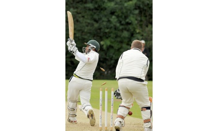 Mansfield Hosiery Mills Cricket Club banner image 6