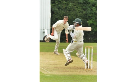 Mansfield Hosiery Mills Cricket Club banner image 3