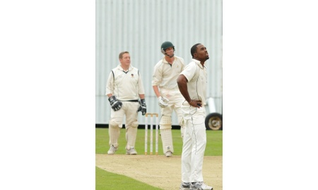 Mansfield Hosiery Mills Cricket Club banner image 4