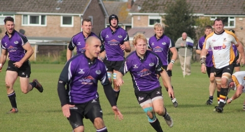 Leicester Lions Rugby football club banner image 5
