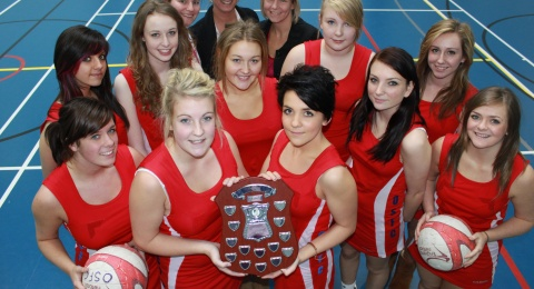 North West College Netball banner image 1
