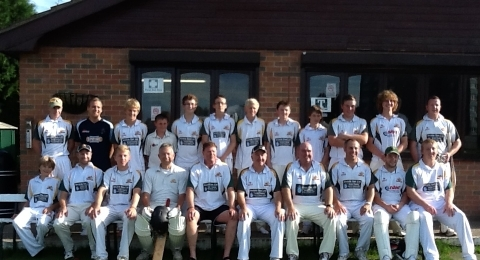 Whitstable Cricket Club banner image 1
