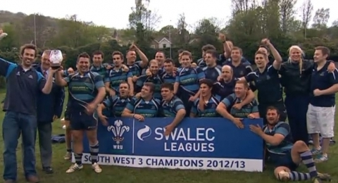 Mumbles Rugby Football Club banner image 3
